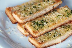 Жареный хлеб
