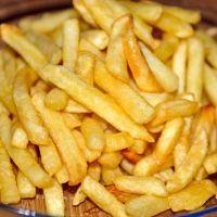 жареный картофель калорийность