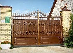 Железные ворота