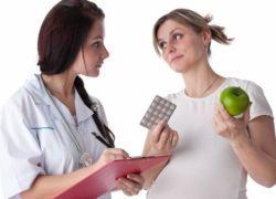 Железо при беременности