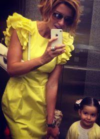 желтое платье как у бородиной1