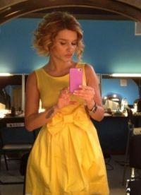 желтое платье как у бородиной7