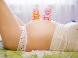 Желтое тело при беременности: размеры