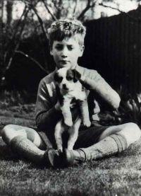 John Lennon kao dijete