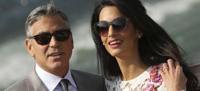 Жена Джорджа Клуни стала дизайнером