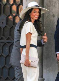 самая известная женщина адвокат Британии стала женой актера Джорджа Клуни