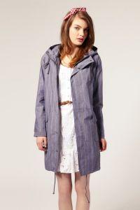 Женская куртка-парка 3
