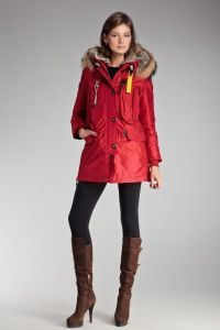 Женская куртка-парка 4