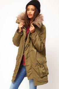Женская куртка-парка 6