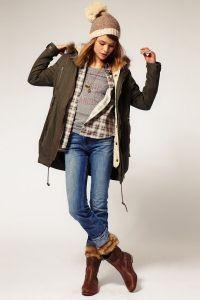 Женская куртка-парка 7