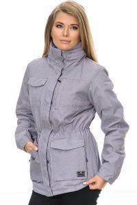Женская куртка-парка 8