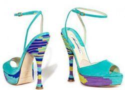 Женская летняя обувь 2014