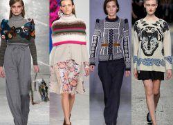 Женская мода – осень-зима 2015-2016