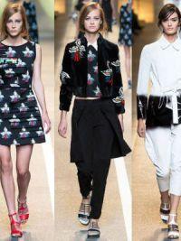 Женская мода – весна-лето 2015