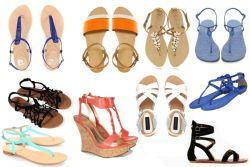 Женская обувь – лето 2014