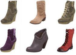 Женская осенняя обувь 2013