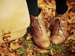 Женская осенняя обувь 2014