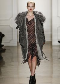 женская зимняя куртка парка 1