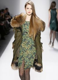 женская зимняя куртка парка 6