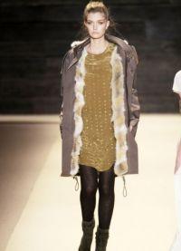 женская зимняя куртка парка 8