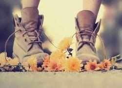 Женские ботинки осень 2013
