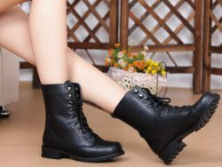 Женские ботинки – осень 2014