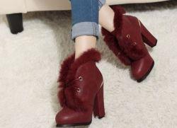 Женские ботинки - весна 2014