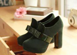 Женские ботинки – весна 2015