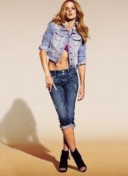 Женские джинсовые куртки 2013