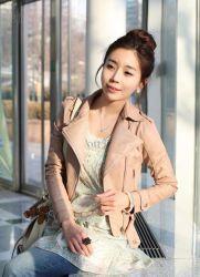 Женские кожаные куртки – осень 2013