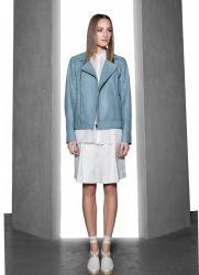 Женские кожаные куртки - весна 2014