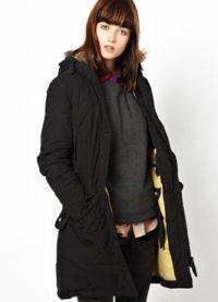 Женская куртка парка 9