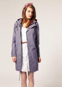Женская куртка парка 2