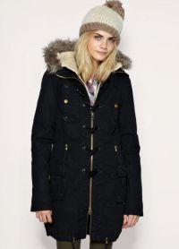 Женская куртка парка 5