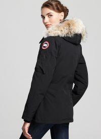Женская куртка парка 7