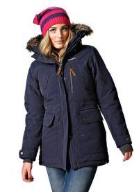Женская куртка парка 8