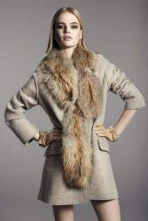 Женские модные пальто