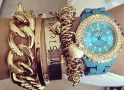 Женские наручные часы – мода 2015