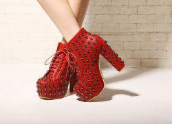Женские осенние ботинки 2014