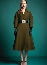 Женские пальто – коллекции весна 2014