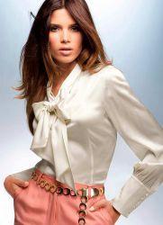 Женские рубашки и блузки 2014