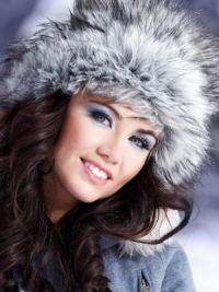 Женские шапки – зима 2015