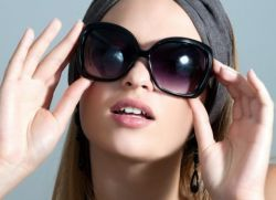 Женские солнечные очки 2014