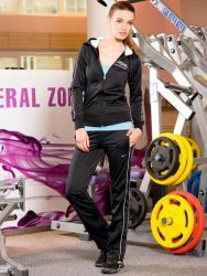 Женские стильные спортивные костюмы 2014