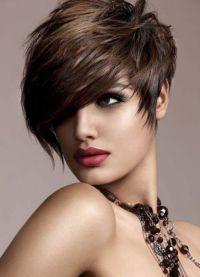 женские стрижки на короткие волосы 2015 9