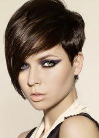 женские стрижки на короткие волосы 2015 7