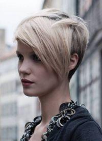 женские стрижки на короткие волосы 2015 8
