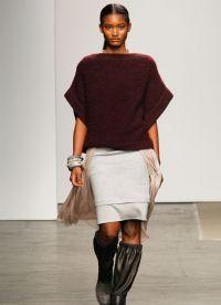 Женские свитера 2014