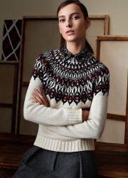 Женские свитера – зима 2015-2016
