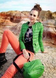 Женские весенние куртки 2014